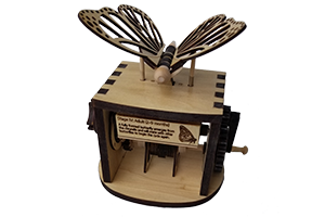 butterfly automata kit